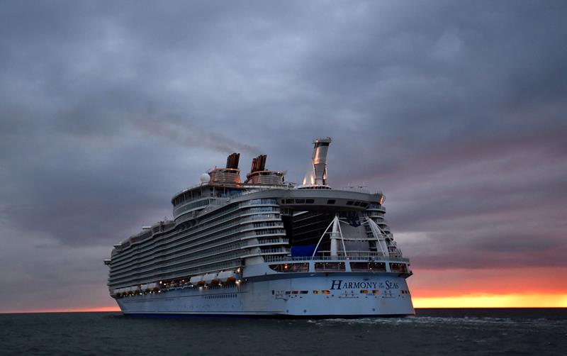 24 Photos That Give an Early Peek At Harmony of the Seas-24