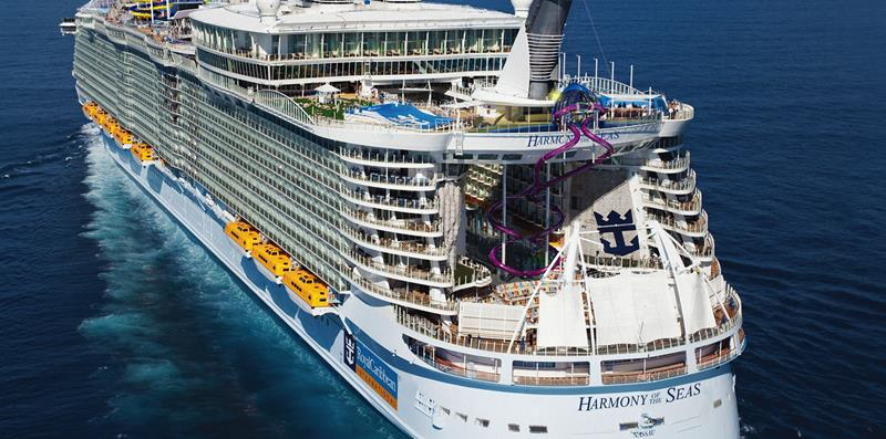 24 Photos That Give an Early Peek At Harmony of the Seas-4