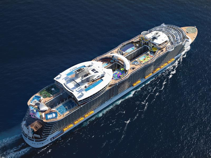 24 Photos That Give an Early Peek At Harmony of the Seas-title