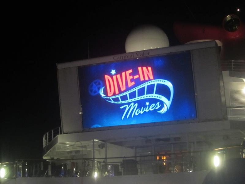23 Pictures of the Newly Renovated Carnival Valor-10
