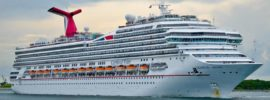 23 Pictures of the Newly Renovated Carnival Valor