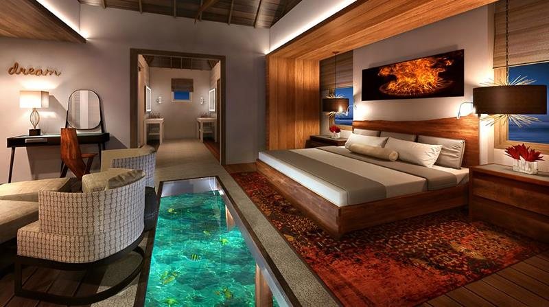 9 Pictures of New Overwater Bungalows in the Caribbean-6