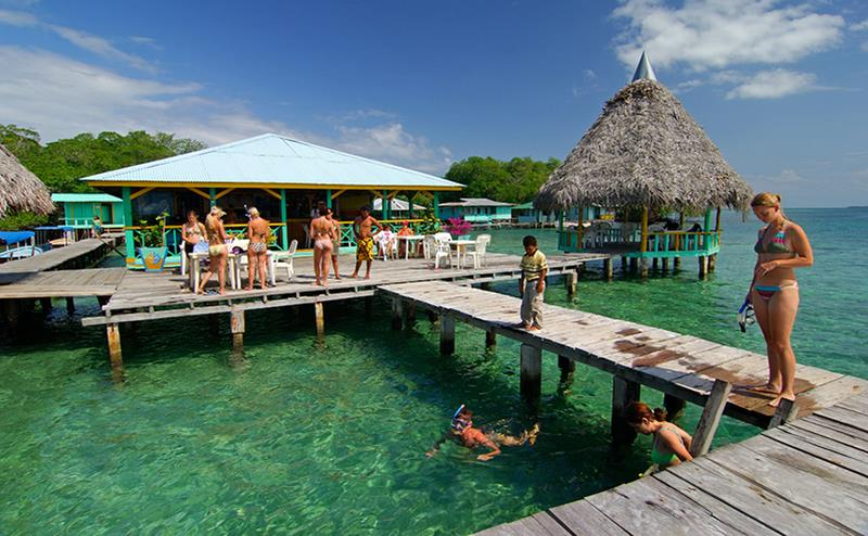 9 Pictures of New Overwater Bungalows in the Caribbean-7