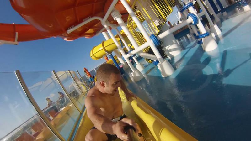 The 6 Best Cruise Ship Water Parks-2a