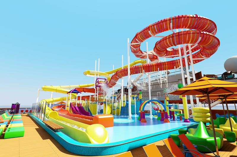 The 6 Best Cruise Ship Water Parks-4b