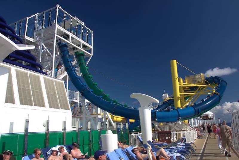 The 6 Best Cruise Ship Water Parks-5b