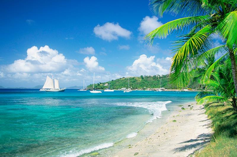 The 15 Best Beaches in the Caribbean Islands-title
