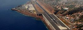 15 of the Craziest and Most Dangerous Airports on the Planet