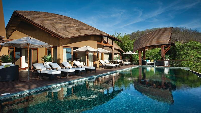 Four Seasons Resort Costa Rica At Peninsula Pagao It S Not Just The Beach