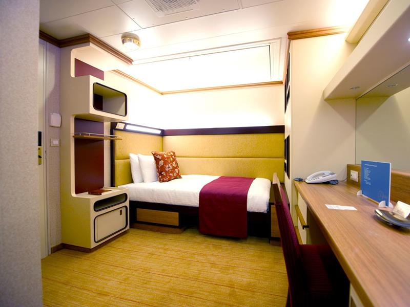 The 8 Kinds Of Cruise Ship Cabins That You Should Never Book