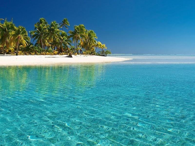 20 Amazing Beaches With Crystal Clear Water